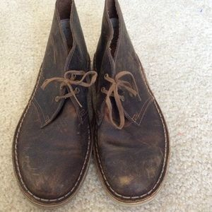 Clarks original iconic desert boot in brown 8